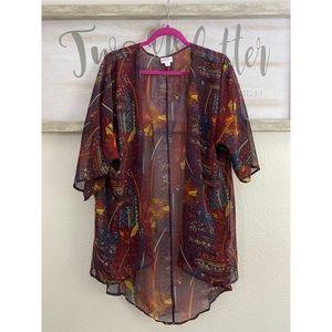 Medium Lularoe Lindsay- Kimono